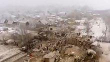 Трагедия в Кыргызстане: из-за чьей ошибки Boeing стер поселок с лица земли