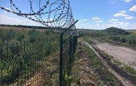 """""""Стіну"""" з Росією припинили будувати на Харківщині"""