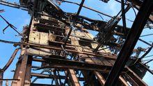 Військові показали, як зараз виглядає шахта Бутівка поблизу Донецька
