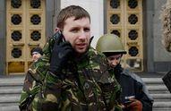 Парасюк назвав умову завершення війни на Донбасі
