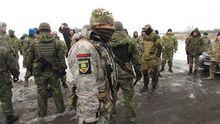 """Вооруженные """"титушки"""" штурмовали пост блокировщиков, есть пострадавшие"""