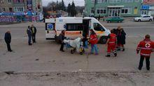Число пострадавших в результате взрывов на складах в Балаклее продолжает расти