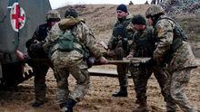Військові хірурги провели унікальну операцію в АТО