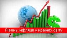 """Інфляція в Європі: Україна """"очолює"""" рейтинг зростання цін"""