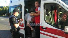 На СТО в Киеве прогремел взрыв: много пострадавших