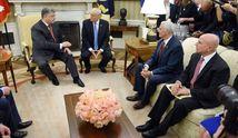 Итоговый выпуск новостей за 21:00: Встреча Порошенко и Трампа. Янтарная мафия из нардепов