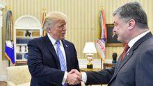 Порошенко нашкодив американській опозиції зустріччю з Трампом, – експерт