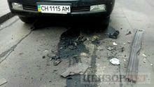 У центрі Києва підірвали джип