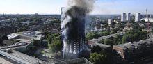 Стала известна причина масштабного пожара в лондонской многоэтажке