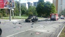 Взрыв авто в Киеве: погиб руководитель спецназа Максим Шаповал