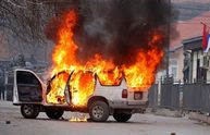 В Луганську підірвали авто з російським майором, – розвідка