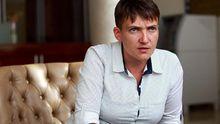 Савченко назвала перших осіб, які увійшли в її партію