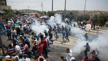 Кровавые столкновения в Иерусалиме: есть погибшие и сотни раненых