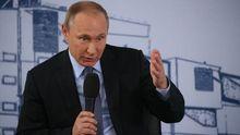 Путіна запитали про корупцію – він перевів стрілки на Україну
