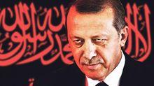 """Как Эрдоган немцев достал, или Не стоит дразнить """"танки"""""""