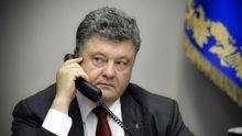 """Порошенко рассказал детали переговоров """"нормандской четверки"""""""