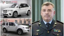 Новоназначенный глава ГПС купил машину стоимостью в три годовых зарплаты