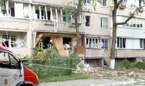 Вибух в Києві у житловому будинку: з'явились перші фото та відео