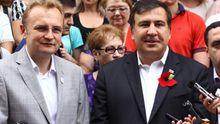 Садовый о лишении гражданства Саакашвили: Это вершина политического страха