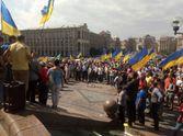 Саакашвили лишили гражданства: на Майдане уже собрались сотни людей