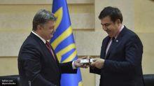 Саакашвили не смог бы составить конкуренцию Порошенко, – эксперт