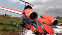 В Африці розбився український літак: є потерпілі