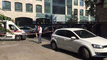 В полиции сообщили подробности ограбления со стрельбой в Киеве