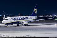 Ryanair ответил на обвинения МАУ