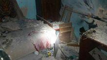 Бывший боец АТО взорвал гранату в жилом доме: появились фото