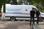 Взрыв прогремел вблизи Киева: взрывчатка была заложена в хлебницу
