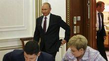 Путін розповів свій  план щодо анексованого Криму