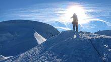 Украинский альпинист трагически погиб во время восхождения на самую высокую гору Европы
