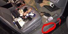 У справі вкраденого Lexus Фацевича з'явилися неочікувані деталі