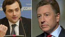 Сурков і Волкер поговорили про Україну: з'явились перші деталі розмови