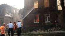 Хто влаштував масштабну пожежу у Ростові: з'явилася цікава деталь