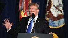 Трамп сделал важное заявление об использовании американских войск за границей опубликовано видео