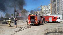 Масштабный пожар в Ростове: стала известна причина