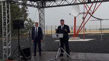 Порошенко открыл антипропагандистскую телебашню на Луганщине