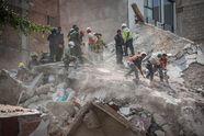 Число жертв землетрясения в Мексике возросло до полутора сотни