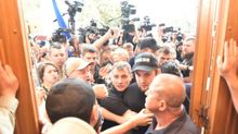 Активісти захопили сесійну залу Одеської мерії