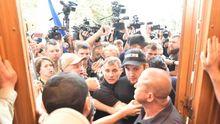 Активисты захватили сессионный зал Одесской мэрии