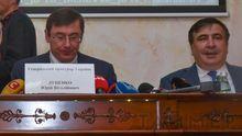 """Чи буде затримано Саакашвілі: Луценко розставив усі крапки над """"і"""""""