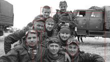 Волонтеры идентифицировали российских морпехов, воюющих в АТО: опубликованы фото