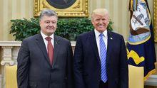 Что Порошенко сказал Трампу: комментарий Президента Украины
