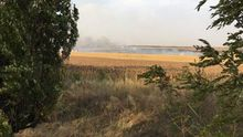 На складах боеприпасов в Донецкой области прозвучал ряд взрывов: идет эвакуация