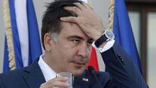 Суд признал виновным Саакашвили в незаконном пересечении границы Украины