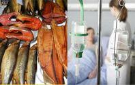 Во Львове количество отравившихся копченой рыбой возросло до 22 человек