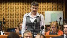 Савченко получила травмы в ДТП
