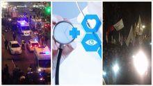 Головні новини 19 жовтня: деталі трагедії у Харкові, медична реформа та протести у Києві