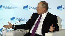 Профессор объяснил, как Путин стал вождем России